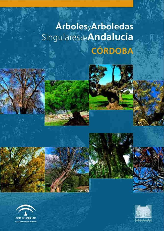 arboles y arboledas singulares de anducia córdoba