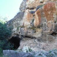 Las cuevas de la Meseta Blanca.